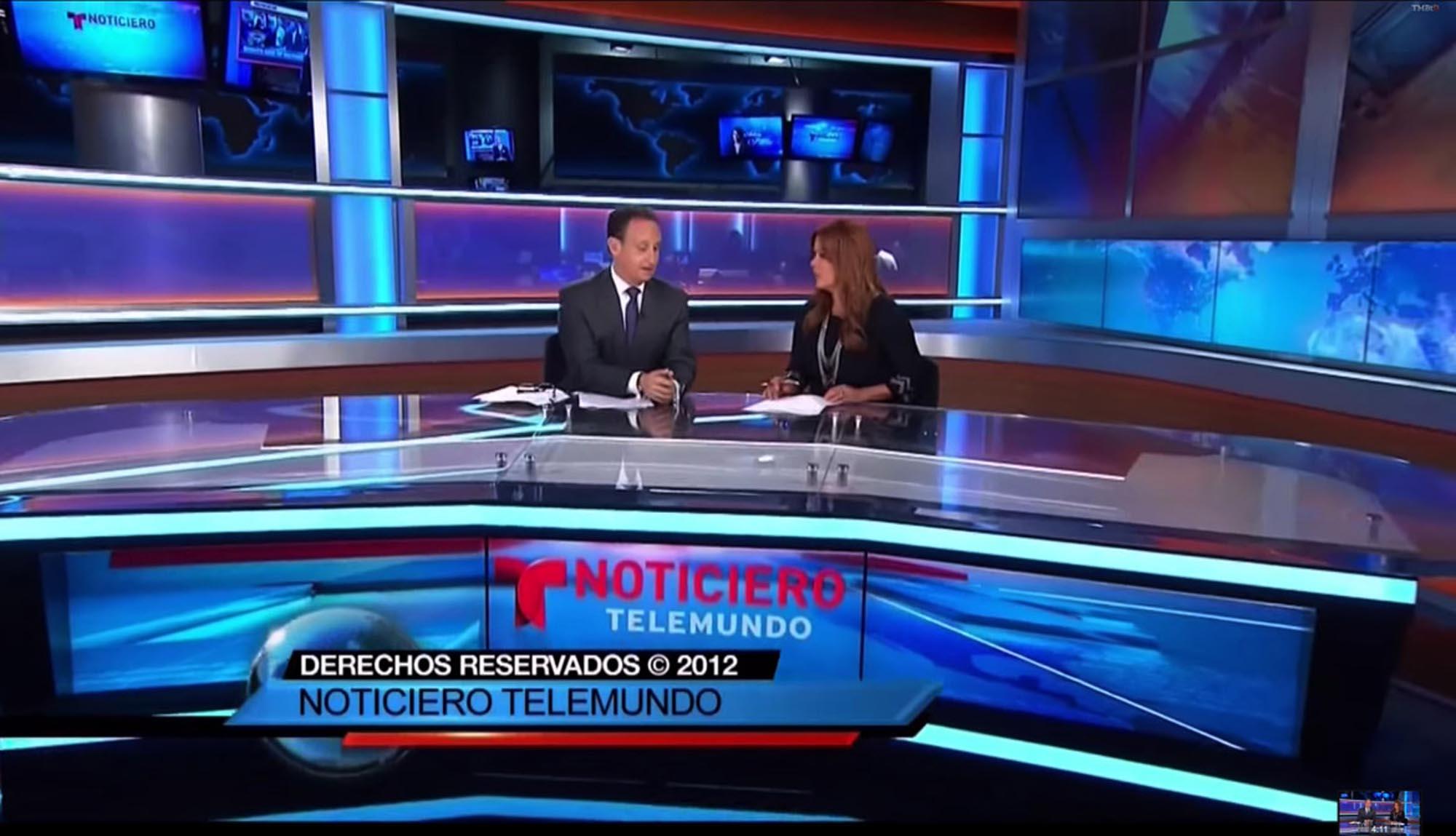 Telemundo Noticieras Shot3