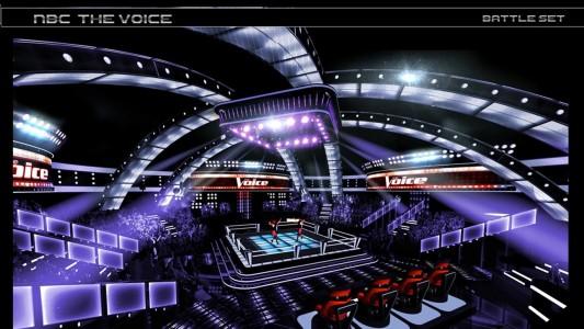 The Voice Battle Set x1