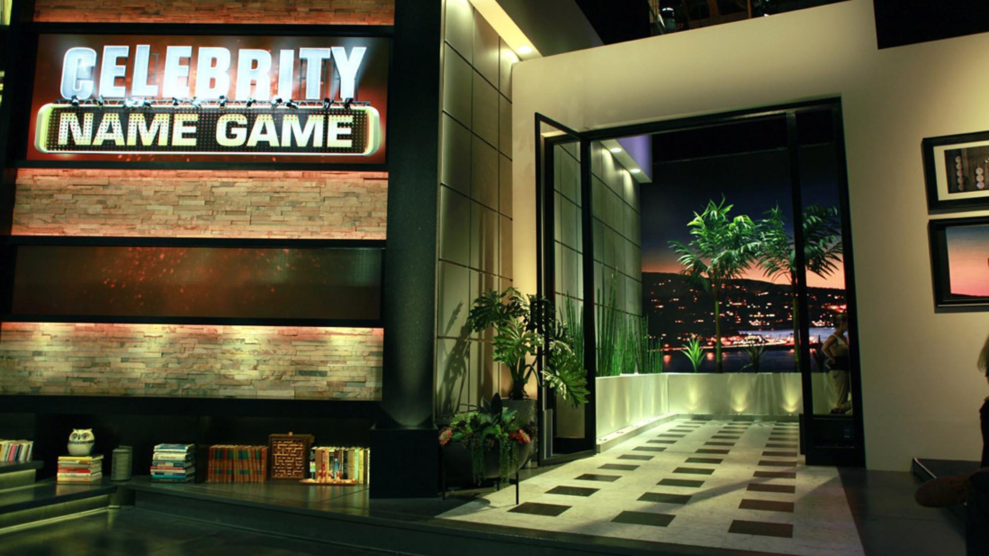 Celebrity Name Game Shot3