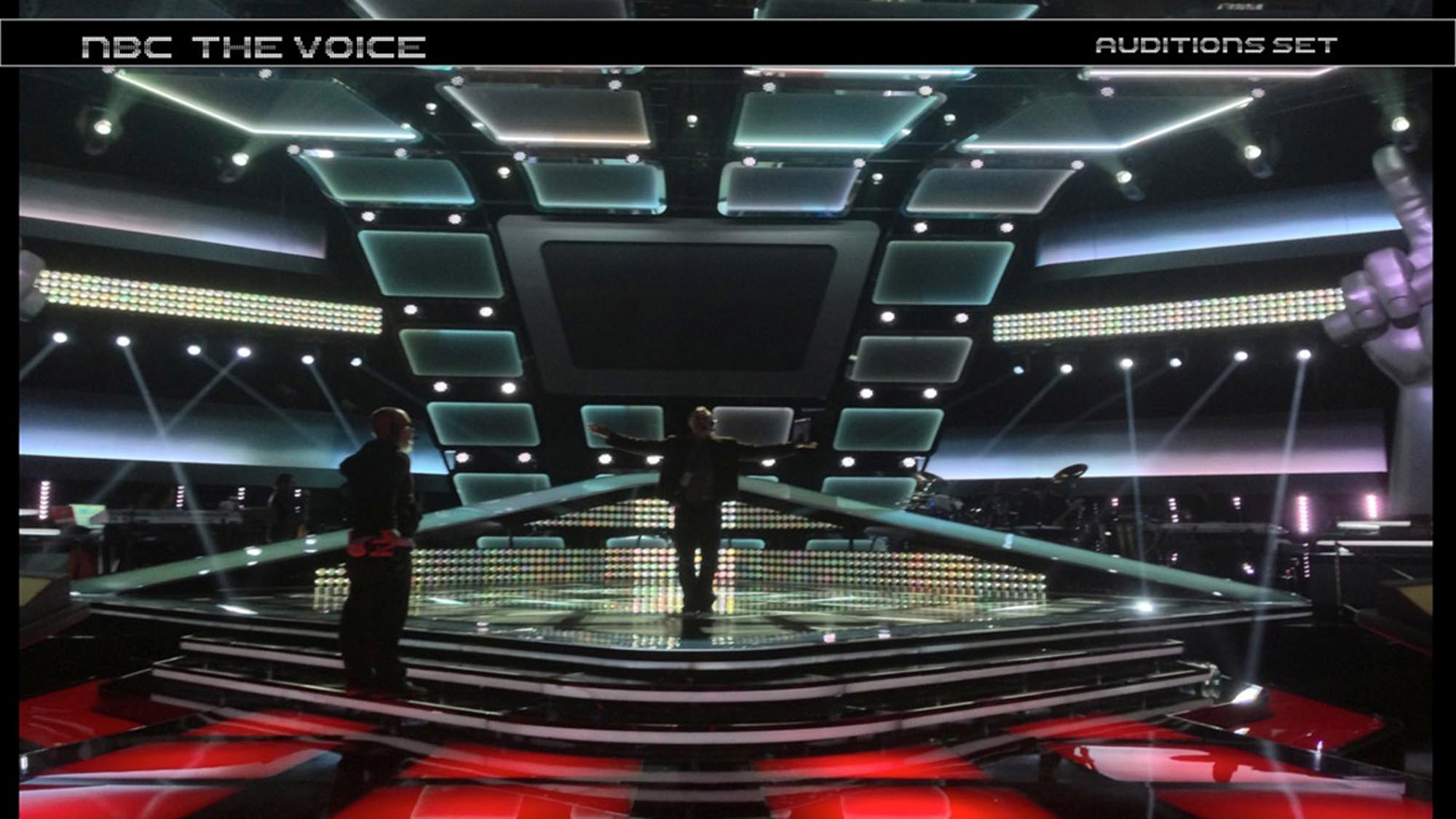 The Voice Auditions Shot1