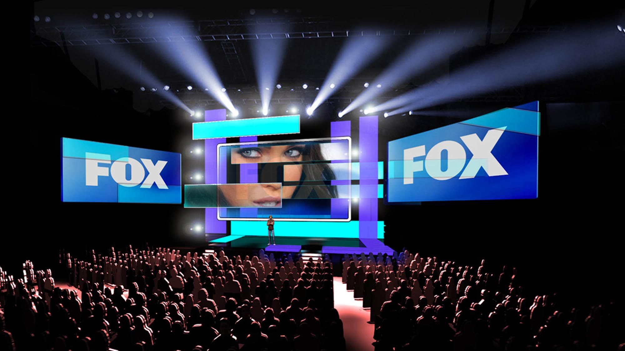 FOX Upfronts Shot 1