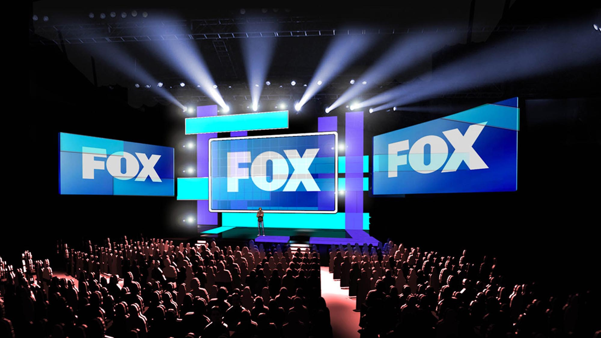 FOX Upfronts Shot 2